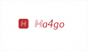 ha4goロゴマーク
